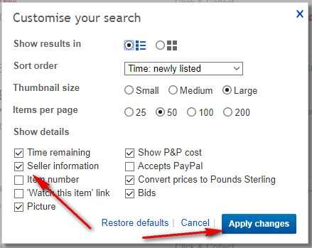 How To Block Ebay Sellers From Appearing In Search Results News From Jurn